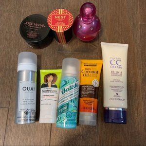Haircare beauty bundle (+ to a bundle for $15)